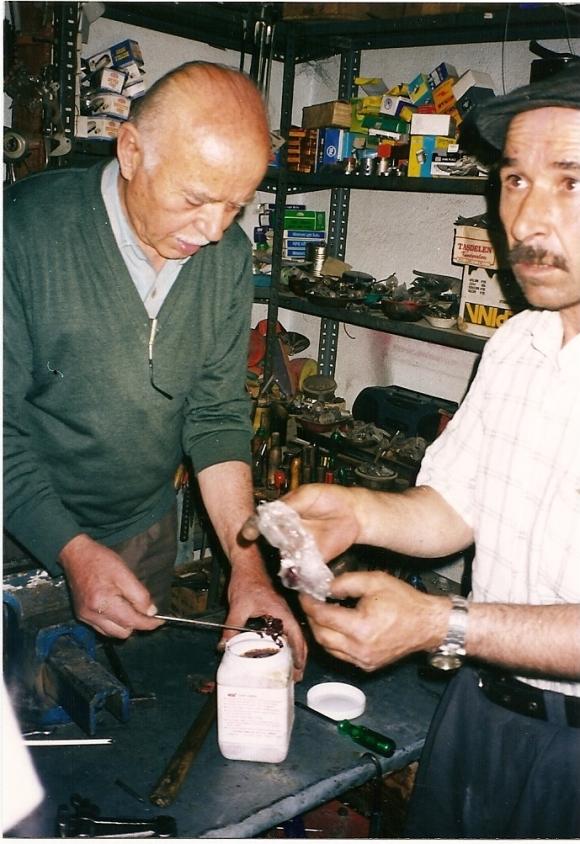 2000 Turkije fietsen